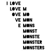 Image of I Love Monsters Self-Titled EP (2011)