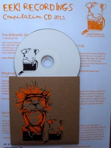 Image of SOLD OUT eek compilation vol. 1 SOLD OUT