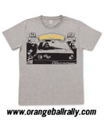 Image of Orangeball Rally 2011 T-Shirt + FREE DECAL