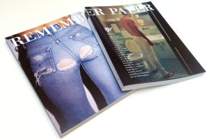 Image of Remember Paper Issue #03