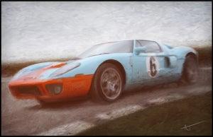 Image of Ford GT40   Le Mans Legends