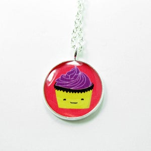 Image of Cupcake Necklace