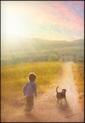 Image of Going Home | Landscapes