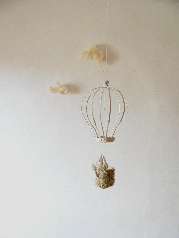 "Image of balloon mobile ""hou hou.."""