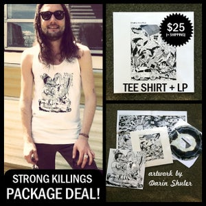 Image of Strong Killings Package Deal! (LP)