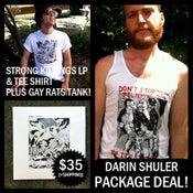 Image of Darin Shuler Package Deal! (LP)