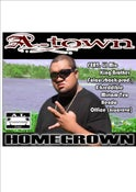 Image of A-TOWN 'Homegrown' - NEW RELEASE