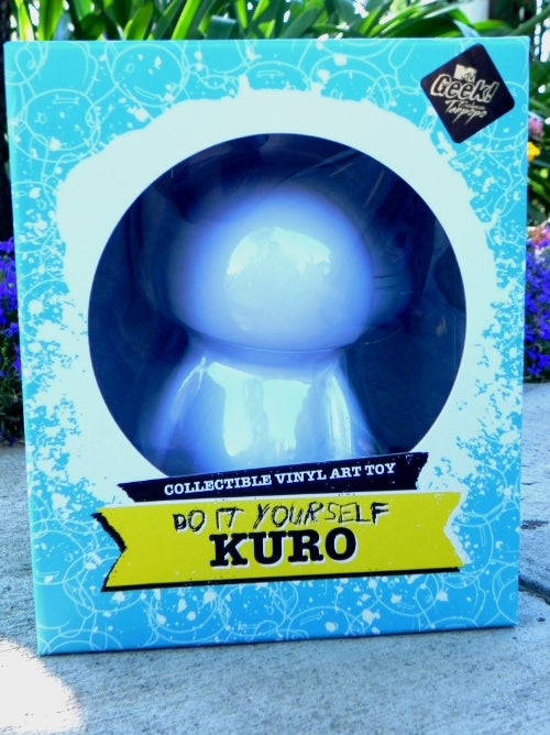 Image of Kuro White DIY