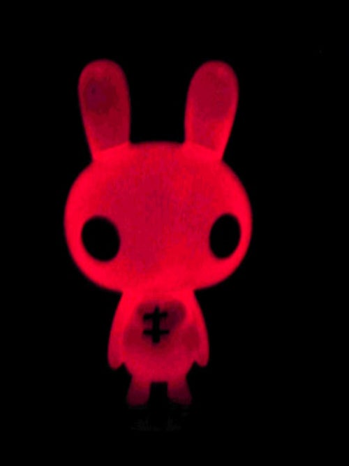 Image of Usagiman SDCC 2011 Glow In The Dark Version