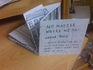Image of No Matter Where We Go: Issue 2