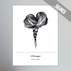 Image of L'Etranger, by Erika Altosaar (Signed)