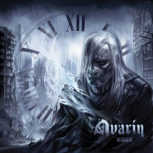 Image of Avarin - Requiem (CD)