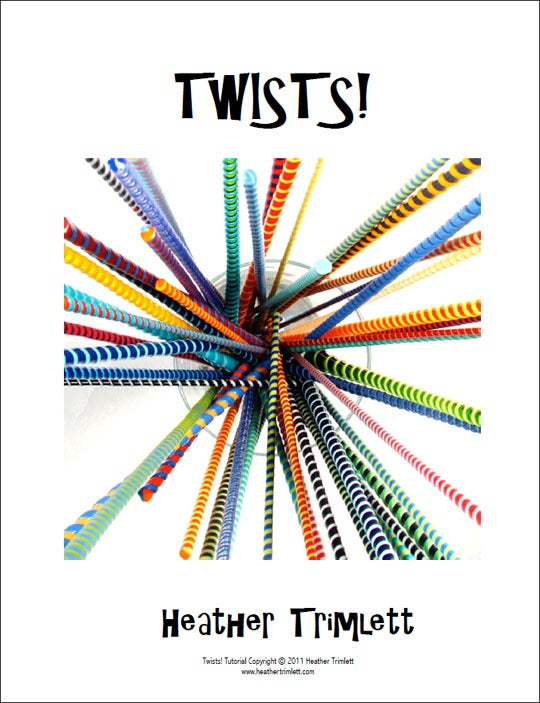 Image of TUTORIAL: TWISTS!  (download)