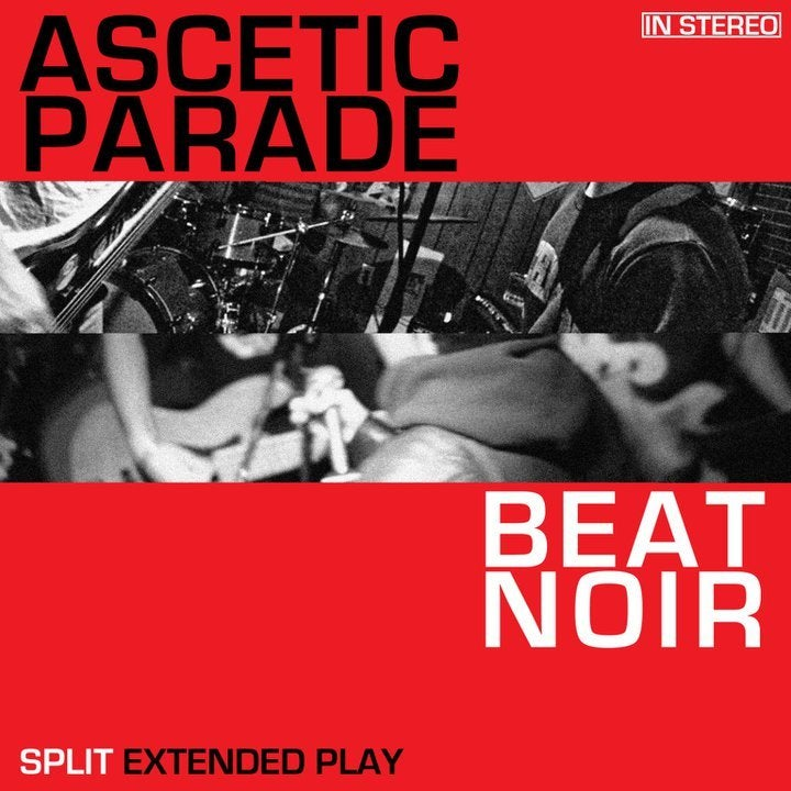 Image of Ascetic Parade/Beat Noir Split 7""