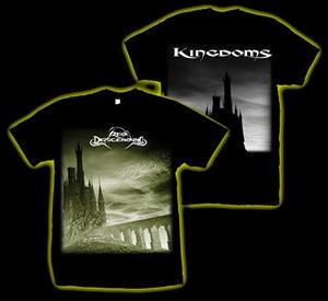 Image of 'KINGDOMS' TSHIRT