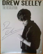 Image of Autographed 8x10 'The Resolution' photo