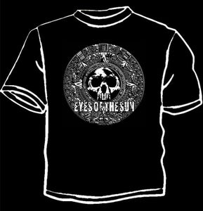 Image of Eyes Of The Sun Aztec Tee