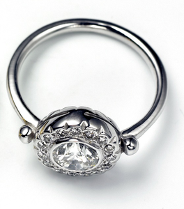 Image of Diamond Forever Ring
