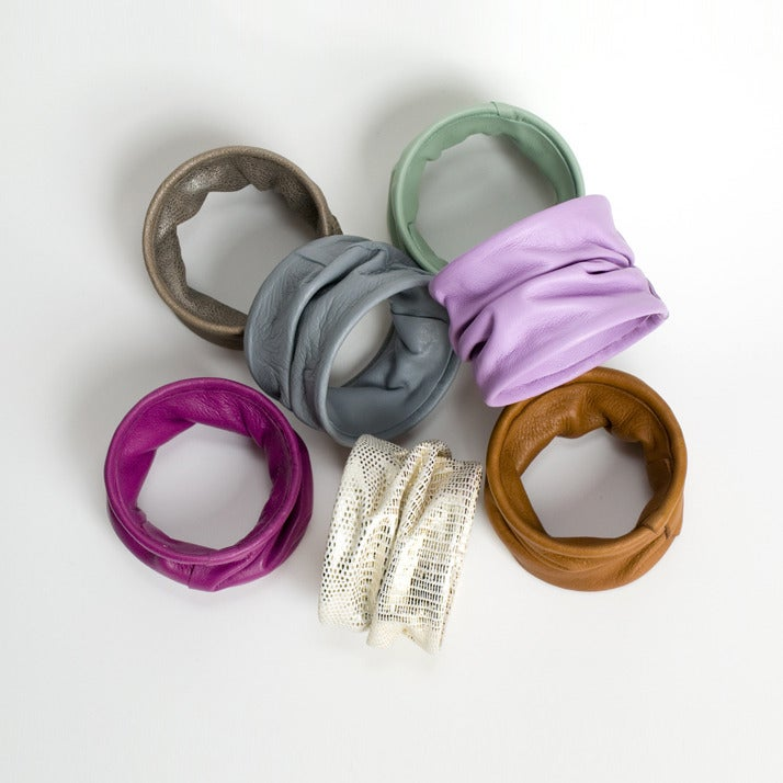Image of scrunch bracelet