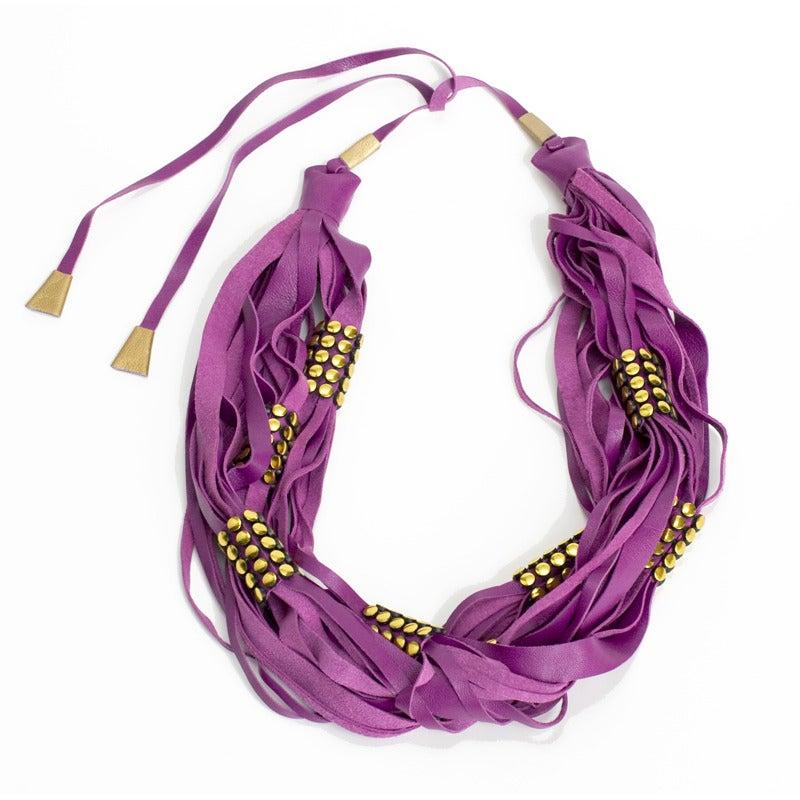 Image of ringo scarf necklace