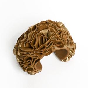 Image of victorian ruffle cuff