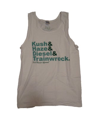 Image of Strains Tank Top