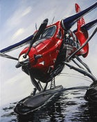 Image of Captain Canada Limited Edition Giclee