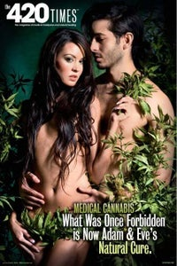 Image of 420 Times Poster