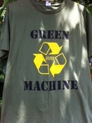 Image of MA'O Green Machine T-Shirts