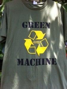 Image of MA'O Green Machine T-Shirts