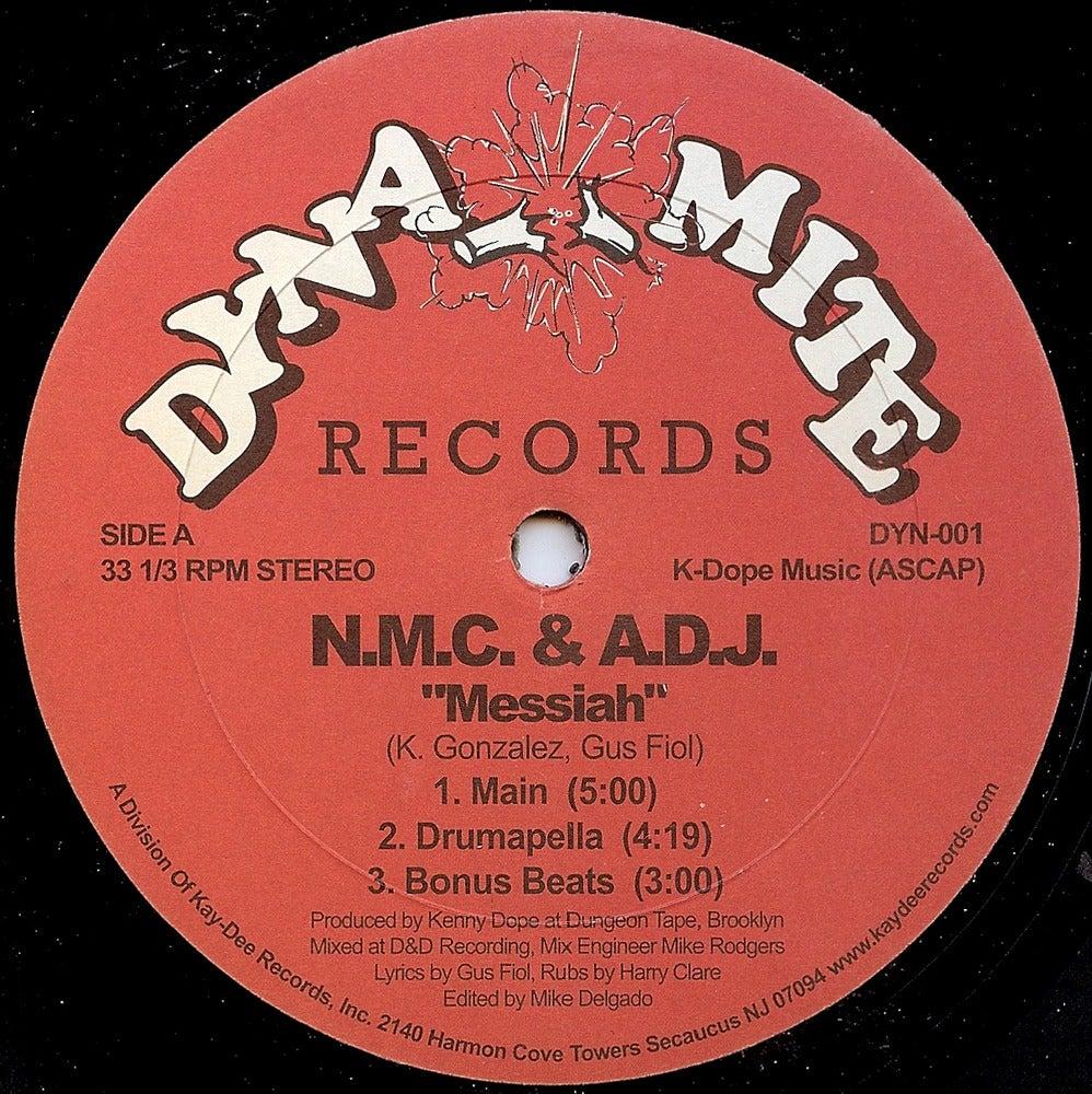 Image of DYN-001 N.M.C & A.D.J