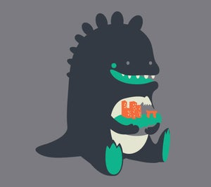 Image of 09/Sept: Godzilla Strikes Again!