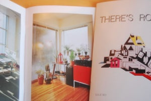 Image of THERE'S ROOM Zine