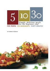 Image of 5:10:30 Cookbook