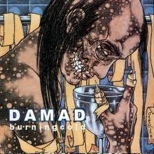"Image of Damad - ""Burning Cold"" Cd"