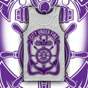 Image of CUF/Get Classy Tank White