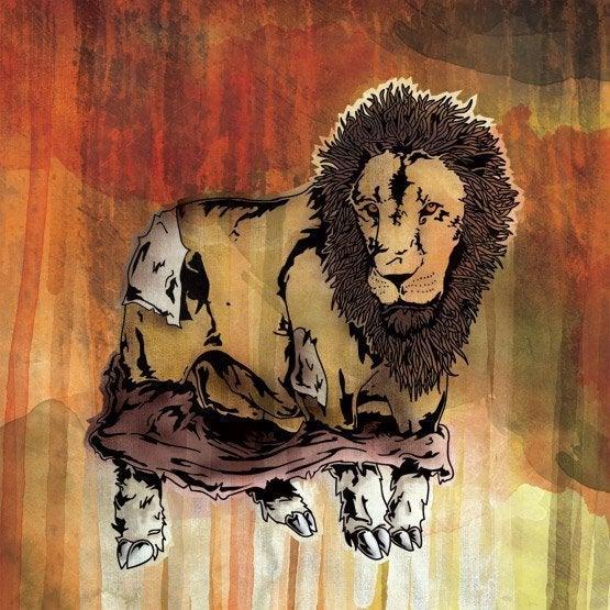 Image of Lambs Become Lions - Cicada EP