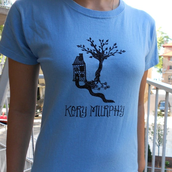 Image of Kory Murphy Shirt - Girls/Blue