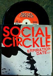 Image of Social Circkle - 'Expiration Date' EP