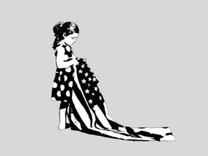 Image of I Want To Believe - USA B&W