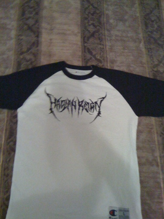 Image of Hadean Reign 3/4 Sleeve