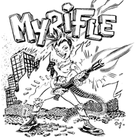 """Image of My Rifle 7"""" ep"""