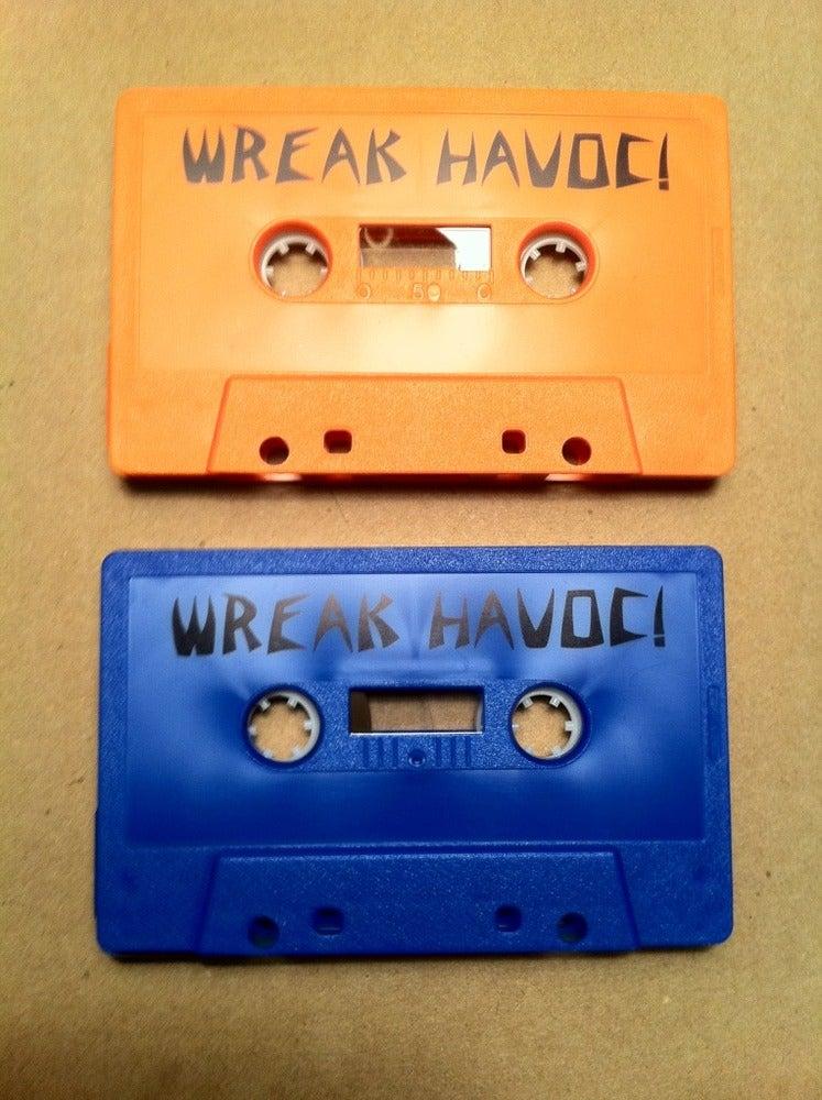 Image of Wreak Havoc - Rage tape