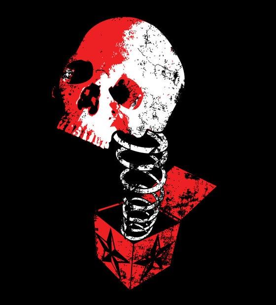 Image of Skull in the Box