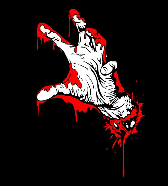 Image of Zombie Hand