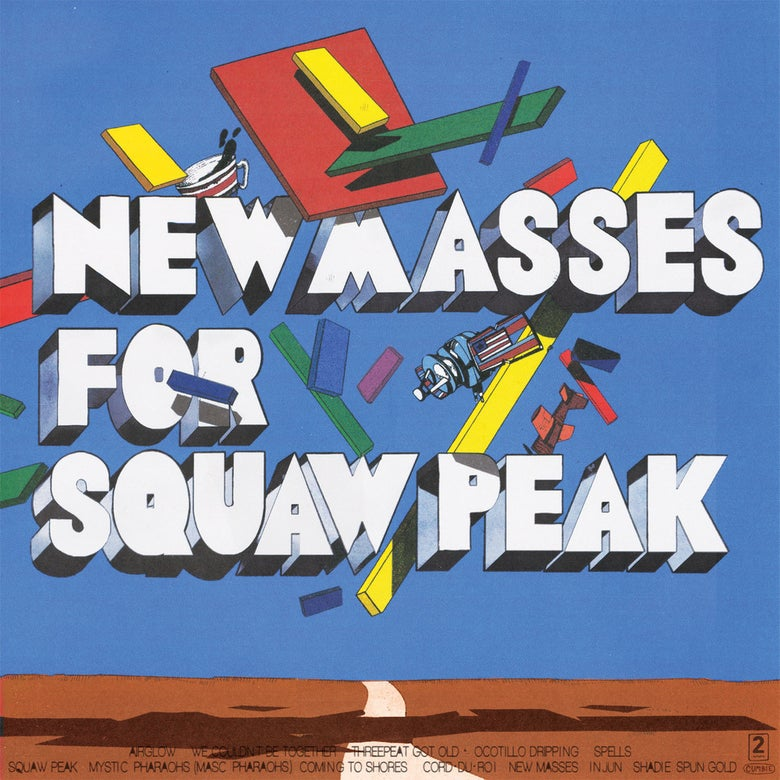 Image of Holiday Shores - New Masses For Squaw Peak LP/ CD