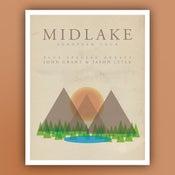 Image of Midlake Tour Poster