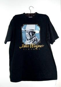 Image of Vintage John Wayne Airport Tee