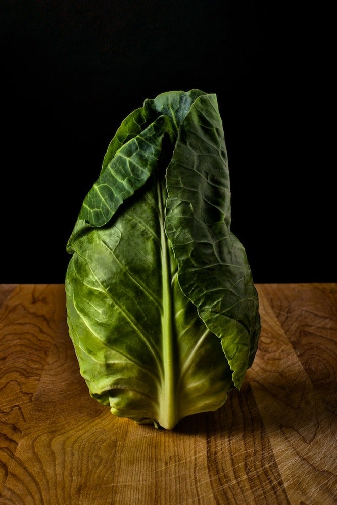 Image of French Bull Heart cabbage
