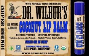 Image of Dr. Wilbur's Coconut Lip Balm